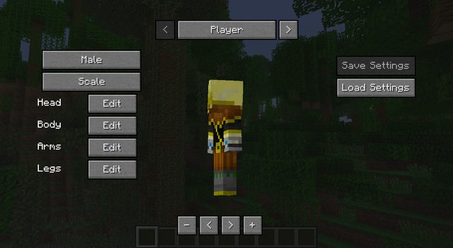 More Player Models [1.9.4]